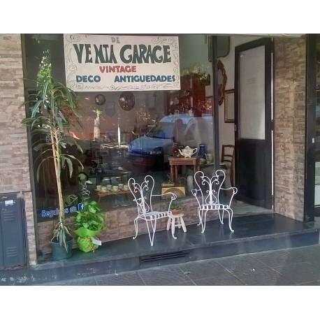 Venta de garaje antig edades deco vintage bayres - Deco garage vintage ...