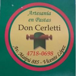 Pastas artesanales y Rotisería Don Cerletti