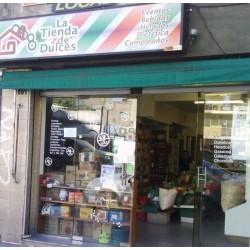 La tienda de dulces