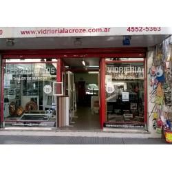 Vidrieria Lacroze en Belgrano