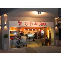 Caffé del Doge en Parque Chas