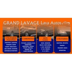 Lavadero de autos Grand Lavage en Colegiales