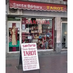 Santeria y tarot santa barbara en Villa Crespo