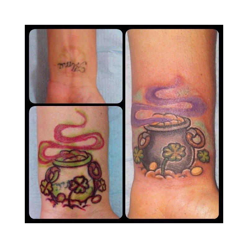 elegua tattoo pictures to pin on pinterest tattooskid. Black Bedroom Furniture Sets. Home Design Ideas
