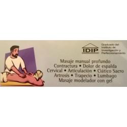 Masaje terapéutico en Villa Pueyrredón