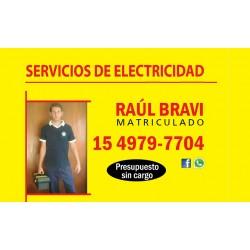 Electricista en Nuñez