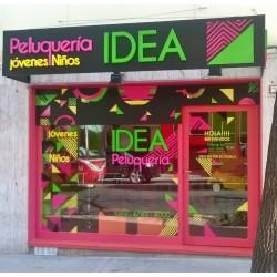 Peluquería Idea en Belgrano