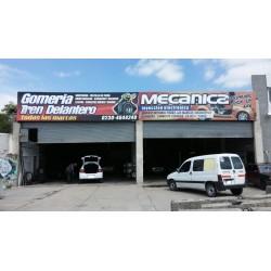 La central Neumáticos en Pilar