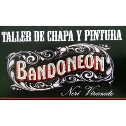 Taller chapa y pintura Bandoneon