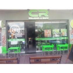 Heladeria y cafeteria CR en Villa Ballester