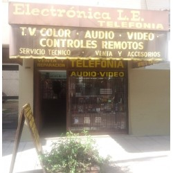 Reparación y benta de controles remotos y telefonia electrónica en Villa Ballester