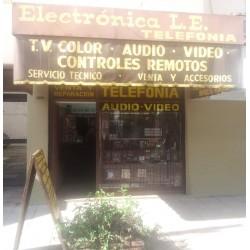 Reparacion y venta de controles remotos y telefonia electronica en San Martin