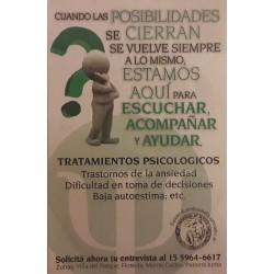 Psicologos U.B.A en Caballito