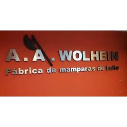 Cerramientos y mamparas A.A.wolhein en Almagro