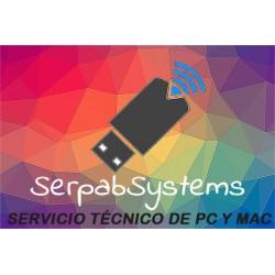 Armado y reparación de PC y Mac SerpabSystems en Devoto