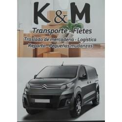 Fletes K & M en Villa Urquiza