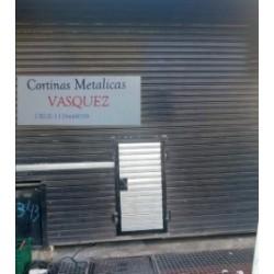 FABRICACION Y SERVICE DE CORTINAS METALICAS VASQUEZ EN CASEROS