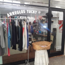 ARREGLO DE ROPA TUCHY EN VILLA PUEYRREDON
