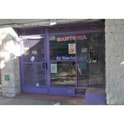 Santeria en Monte Castro